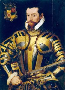 Thomas Butler the 10th Earl who disputed Durrow with the Fitzpatrick's of Upper Ossory