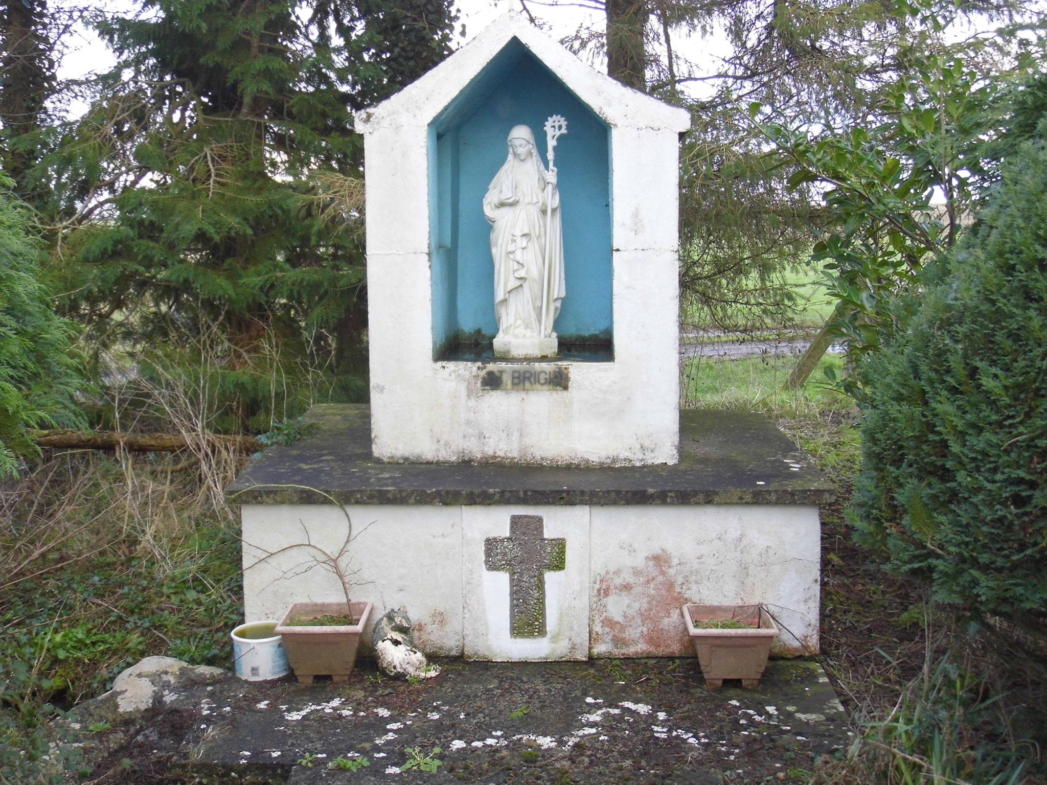 St. Brigids Holy Well at Morett